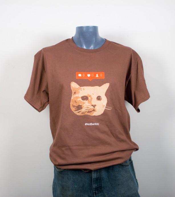 Peaches T-shirt for Converge Gallery